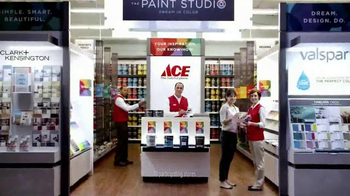 ACE Hardware TV Spot, 'Paint Studio Beauty Breakthrough' - Thumbnail 4