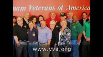 Vietnam Veterans of America TV Spot, 'Last Night'