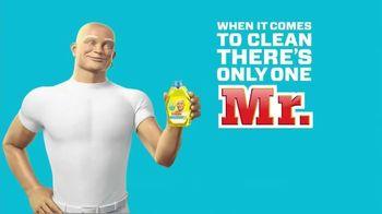 Mr. Clean Liquid Muscle TV Spot, 'Little Goes A Long Way'