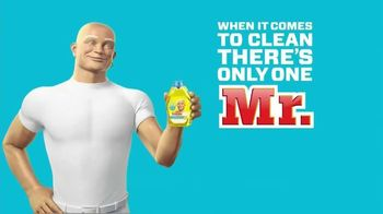 Mr. Clean Liquid Muscle TV Spot, 'Little Goes A Long Way'