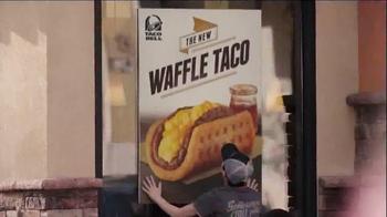 Taco Bell Waffle Taco TV Spot, 'Slippery Slope' - Thumbnail 2