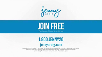 Jenny Craig TV Spot, 'Kirstie is Already Down 10 Pounds with Jenny Craig' - Thumbnail 9