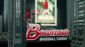 Bowman Baseball Cards TV Spot - Thumbnail 1