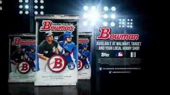 Bowman Baseball Cards TV Spot - Thumbnail 10