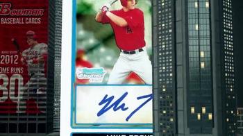 Bowman Baseball Cards TV Spot - Thumbnail 2