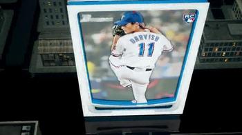 Bowman Baseball Cards TV Spot - Thumbnail 5