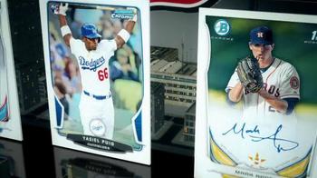 Bowman Baseball Cards TV Spot - Thumbnail 7
