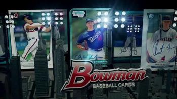 Bowman Baseball Cards TV Spot - Thumbnail 9