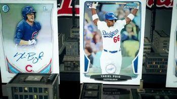Bowman Baseball Cards TV Spot - 162 commercial airings