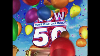 Now That's What I Call Music 50 TV Spot - Thumbnail 1