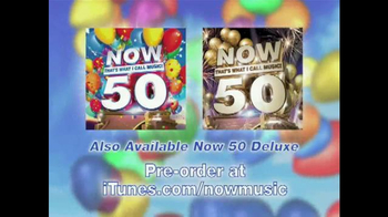 Now That's What I Call Music 50 TV Spot - Thumbnail 10