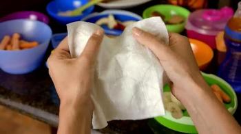 Huggies Natural Clean Wipes TV Spot, 'Triple Clean Test' - Thumbnail 2