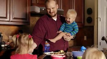 Huggies Natural Clean Wipes TV Spot, 'Triple Clean Test' - Thumbnail 3