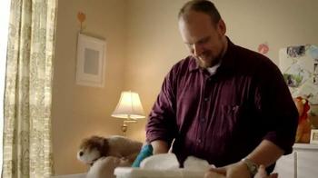 Huggies Natural Clean Wipes TV Spot, 'Triple Clean Test' - Thumbnail 6