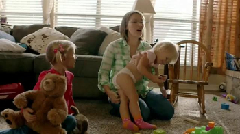 Huggies Natural Clean Wipes TV Spot, 'Triple Clean Test' - Thumbnail 8