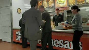 Little Caesars Pizza Hot-N-Ready Lunch Combo TV Spot, 'Busy People' - Thumbnail 1