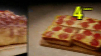 Little Caesars Pizza Hot-N-Ready Lunch Combo TV Spot, 'Busy People' - Thumbnail 8