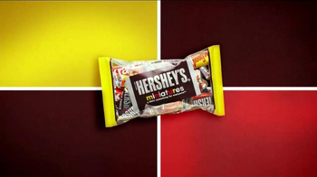 Hershey's Miniatures TV Spot, 'The Pass' - Thumbnail 1
