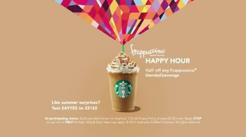 Starbucks Frappuccino Happy Hour TV Spot, 'Say Yes to What's Next' - Thumbnail 10