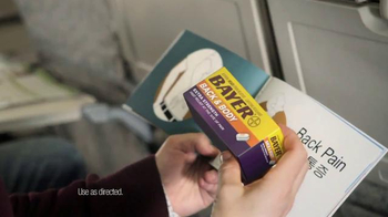 Bayer Back & Body TV Spot, 'Flight Attendant'