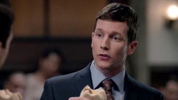 Dunkin' Donuts Chicken Apple Sausage TV Spot, 'Day in Court' - Thumbnail 3