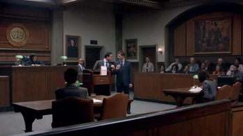 Dunkin' Donuts Chicken Apple Sausage TV Spot, 'Day in Court' - Thumbnail 5