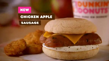 Dunkin' Donuts Chicken Apple Sausage TV Spot, 'Day in Court' - Thumbnail 9