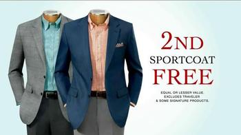 JoS. A. Bank TV Spot, 'Two Free' - Thumbnail 5