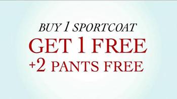 JoS. A. Bank TV Spot, 'Two Free' - Thumbnail 9
