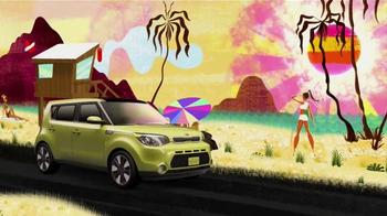 2014 Kia Soul TV Spot, 'Superstar of Style' - Thumbnail 4
