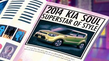 2014 Kia Soul TV Spot, 'Superstar of Style' - Thumbnail 9