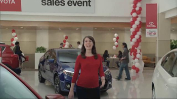 Toyota Time Sales Event TV Spot, '1.9% APR Financing' - Thumbnail 2