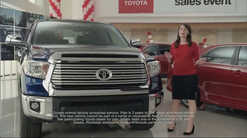 Toyota Time Sales Event TV Spot, '1.9% APR Financing' - Thumbnail 5