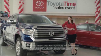 Toyota Time Sales Event TV Spot, '1.9% APR Financing' - Thumbnail 6
