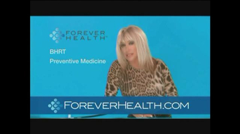 Forever Health TV Spot Featuring Suzanne Somers - 143 commercial airings