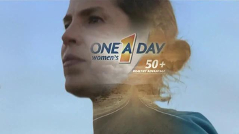 One A Day Women's 50+ TV Spot, 'The Pavement'