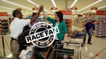 Iowa Speedway Grocery Race TV Spot, 'There's A Race Fan In All Of Us' - Thumbnail 8