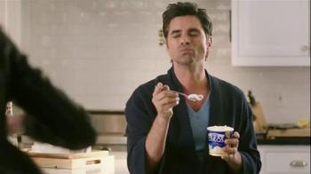 Dannon Oikos Greek Frozen Yogurt TV Spot Featuring John Stamos - Thumbnail 8
