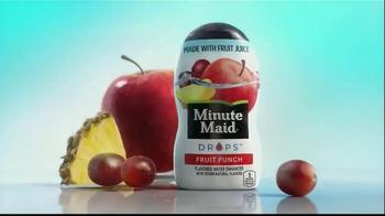 Minute Maid Drops TV Spot, 'Drop the Juice' - Thumbnail 1