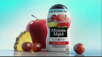 Minute Maid Drops TV Spot, 'Drop the Juice'