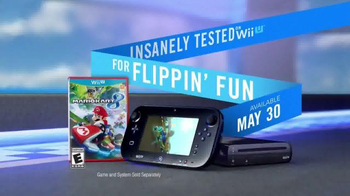 Mario Kart 8 TV Spot, 'Upside-Down Test' - Thumbnail 10