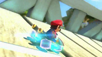 Mario Kart 8 TV Spot, 'Upside-Down Test' - Thumbnail 4
