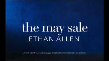 Ethan Allen May Sale TV Spot, 'All Kinds of Style' - Thumbnail 9