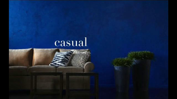 Ethan Allen May Sale TV Spot, 'All Kinds of Style' - Thumbnail 3