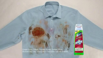 Resolve Max Power TV Spot, 'Over 20 Stains' - Thumbnail 6