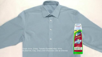 Resolve Max Power TV Spot, 'Over 20 Stains' - Thumbnail 9