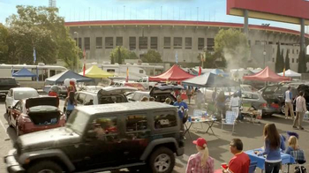 Hebrew National Beef Franks TV Spot, 'Tailgating' - Thumbnail 1