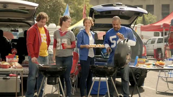 Hebrew National Beef Franks TV Spot, 'Tailgating' - 4890 commercial airings
