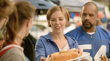 Hebrew National Beef Franks TV Spot, 'Tailgating' - Thumbnail 9