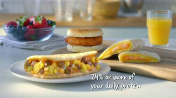 Tyson Day Starts Foods TV Spot, 'Dawn of a Delicious Breakfast' - Thumbnail 8